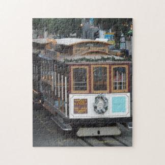 Teleférico de San Francisco Puzzle