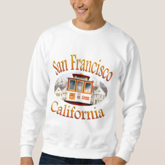 Teleférico de San Francisco Sudadera