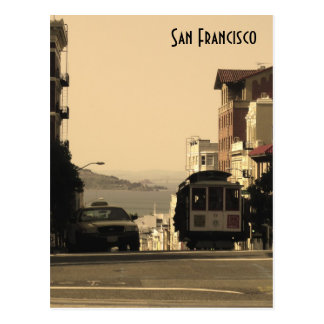 Teleférico de San Francisco Tarjetas Postales