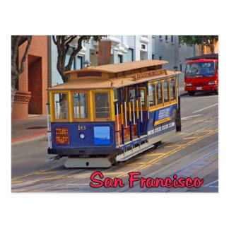 Teleférico en San Francisco Postal
