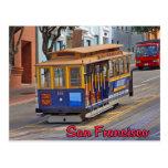 Teleférico en San Francisco Postales