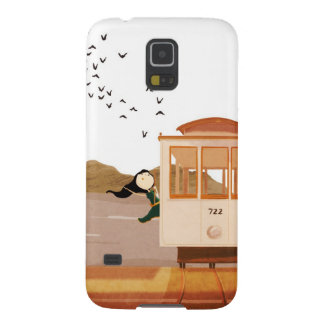 Teleférico Fundas De Galaxy S5