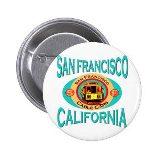 Teleférico San Francisco Pins