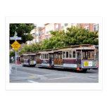 Teleféricos de San Francisco, CA Postal