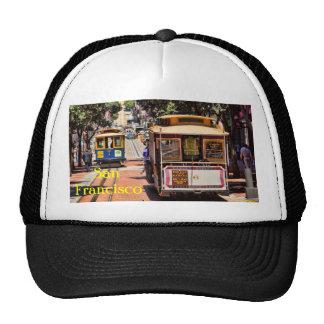 Teleféricos famosos gorras de camionero