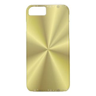 Teléfono 6 del oro I del navidad Funda iPhone 7