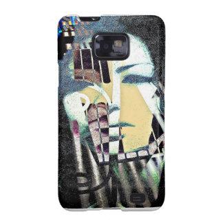 Teléfono abstracto 40 galaxy s2 carcasa