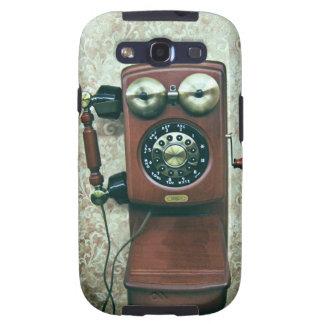 Teléfono antiguo samsung galaxy s3 cárcasa