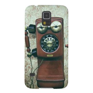 Teléfono antiguo carcasas de galaxy s5