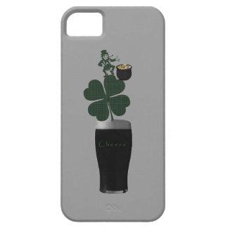 """Teléfono case.* de la cerveza inglesa irlandesa d iPhone 5 Case-Mate Cobertura"