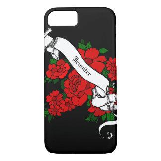 Teléfono celular/caja personalizados inspirados funda iPhone 7