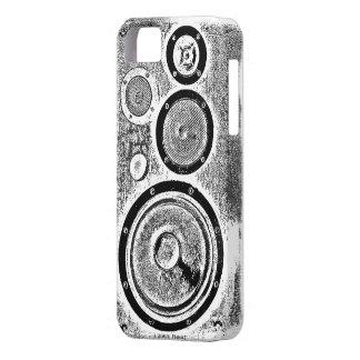 TELÉFONO CON ALTAVOZ iPhone 5 Case-Mate COBERTURAS