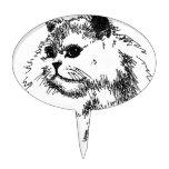 Teléfono Covers-Cases.jpg del gato Decoración Para Tarta
