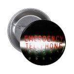 Teléfono de emergencia pin