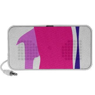 Teléfono de encargo del color de fondo iPhone altavoz