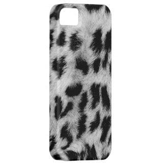 Teléfono de encargo del leopardo de Africankoko Funda Para iPhone SE/5/5s