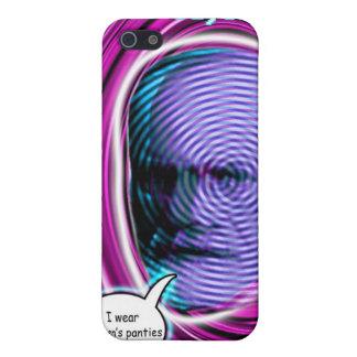 Teléfono de Freud iPhone 5 Carcasa