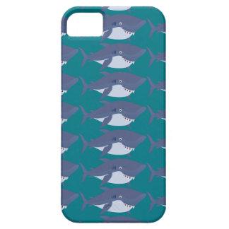 Teléfono de la ballena funda para iPhone SE/5/5s