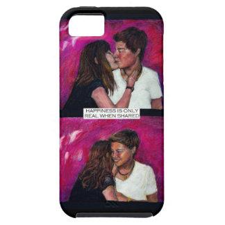 Teléfono de la felicidad iPhone 5 Case-Mate carcasa
