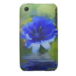 teléfono de la flor funda para iPhone 3 de Case-Mate