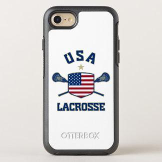 Teléfono de los E.E.U.U. LaCrosse Funda OtterBox Symmetry Para iPhone 7