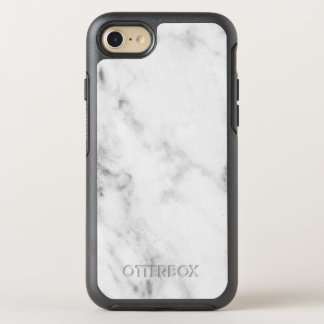 Teléfono de mármol de Otterbox Funda OtterBox Symmetry Para iPhone 7
