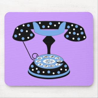 Teléfono de moda alfombrilla de raton