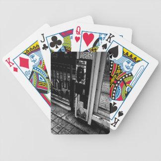 Teléfono de pago barajas de cartas