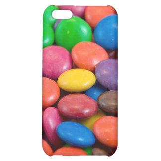 Teléfono de Smartie - cubierta del iPhone 4