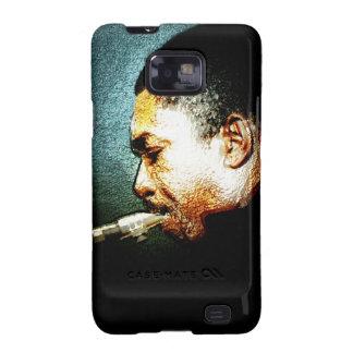 Teléfono de Trane Samsung Galaxy S2 Funda