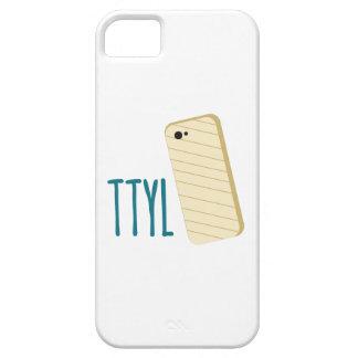 Teléfono de TTYL iPhone 5 Case-Mate Cárcasas
