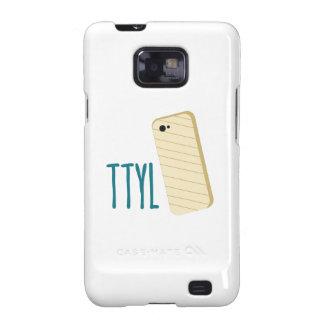 Teléfono de TTYL Samsung Galaxy S2 Fundas