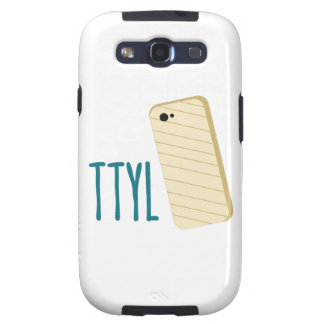 Teléfono de TTYL Galaxy S3 Coberturas