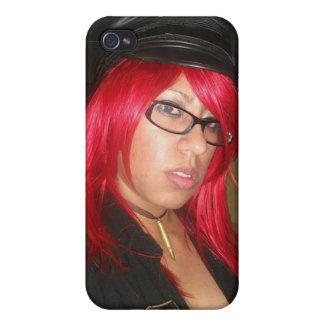 TELÉFONO DE XOMBIE iPhone 4 PROTECTOR