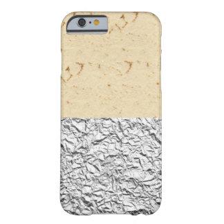 Teléfono del Burrito Funda Para iPhone 6 Barely There