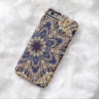 Teléfono del extracto de la tapicería del vintage funda de iPhone 6 barely there