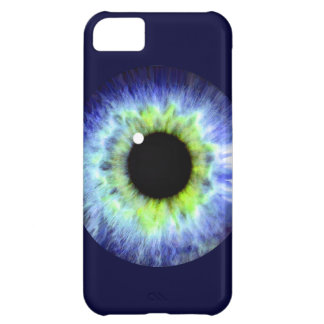 Teléfono del ojo carcasa iPhone 5C
