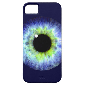 Teléfono del ojo funda para iPhone SE/5/5s