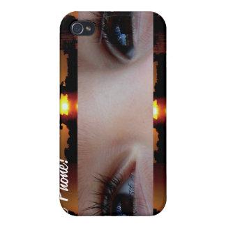 ¡Teléfono del ojo! iPhone 4 Funda
