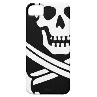Teléfono del pirata iPhone 5 Case-Mate fundas