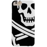 Teléfono del pirata funda de iPhone 6 plus barely there