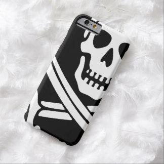 Teléfono del pirata funda de iPhone 6 barely there