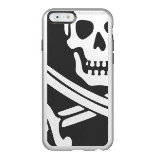Teléfono del pirata funda para iPhone 6 plus incipio feather shine