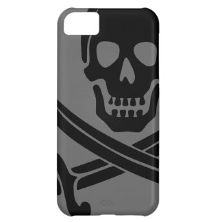 Teléfono del pirata funda para iPhone 5C