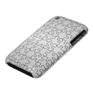 Teléfono del rompecabezas carcasa para iPhone 3