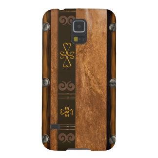 Teléfono del Viejo Mundo Funda Para Galaxy S5