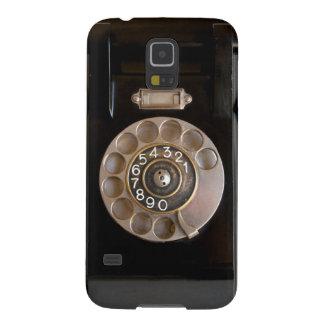 Teléfono del vintage funda para galaxy s5