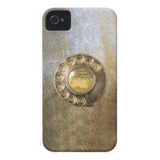 Teléfono del vintage - iPhone4 - Carcasa Para iPhone 4 De Case-Mate