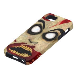 Teléfono del zombi iPhone 5 carcasa