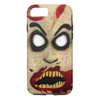Teléfono del zombi funda iPhone 7